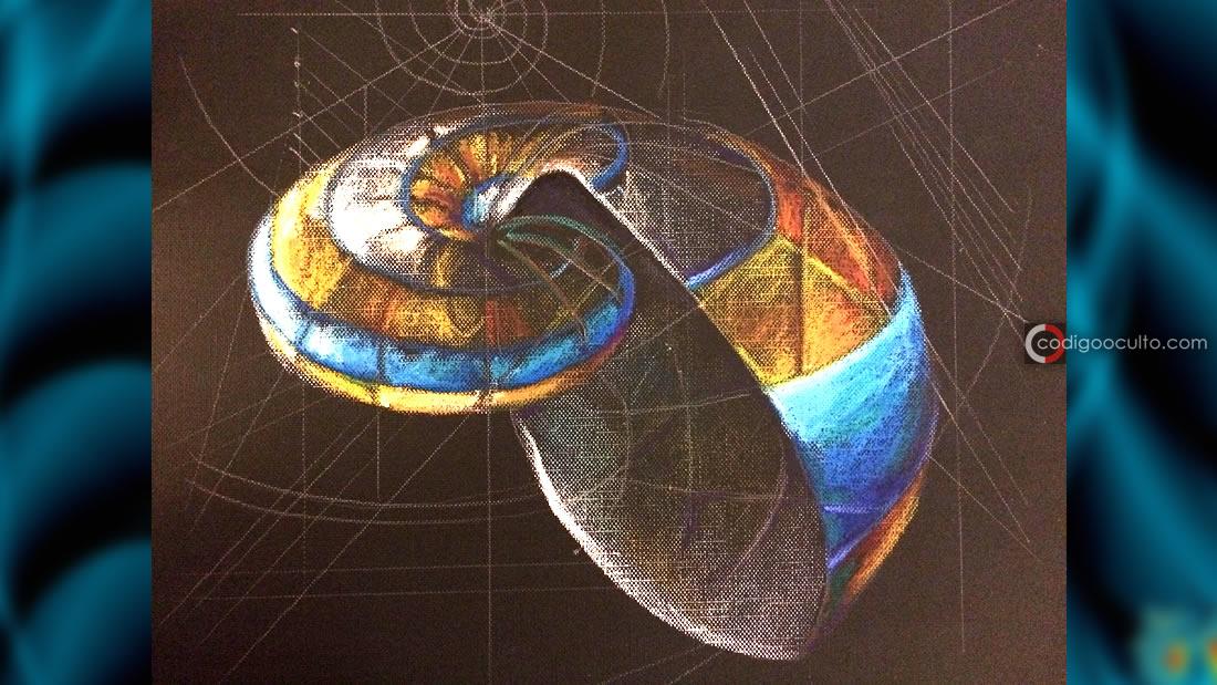 Este patrón divino presente en la naturaleza podría ser el plan del universo
