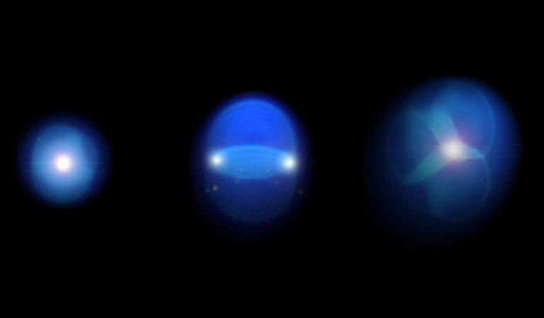 Científicos recrean gotas de «sopa de quark» del universo temprano