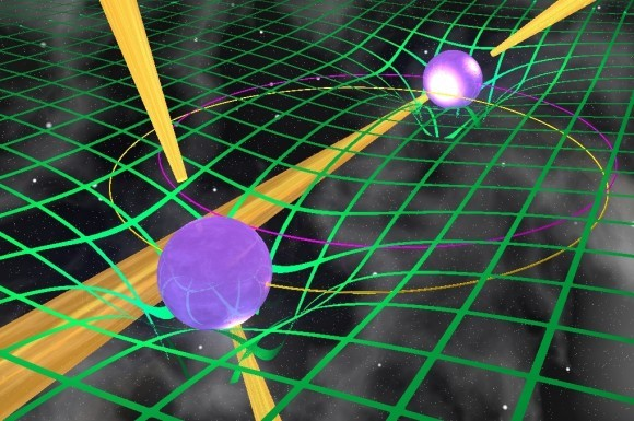 Gravedad cuántica simplemente significa «gravedad en las escalas más pequeñas»