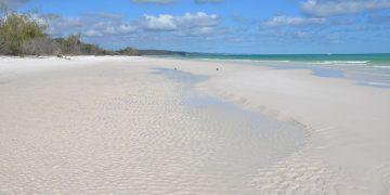 Hallan dunas de la Edad de Hielo bajo el agua en la costa de Australia