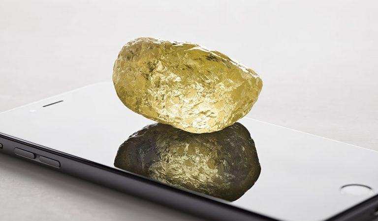 Hallan el diamante más grande de América del Norte bajo el Ártico en Canadá