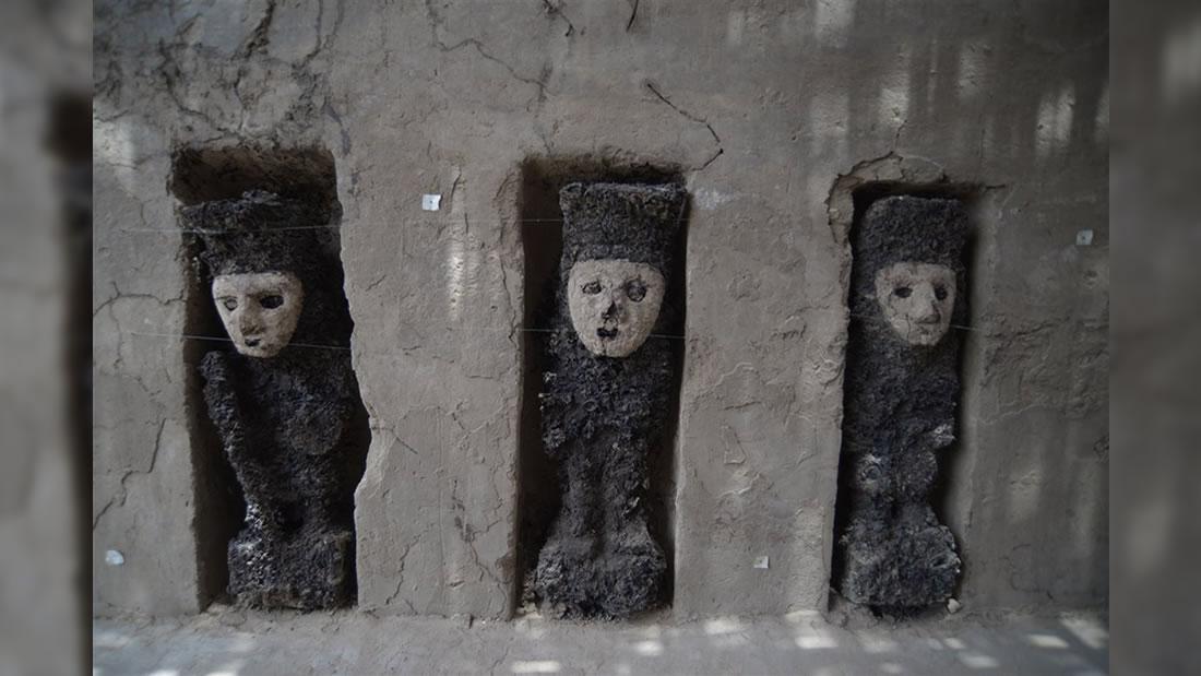 Ídolos de Chan Chan y sacrificio masivo en Perú son catalogados como unos de los mejores hallazgos arqueológicos del 2018