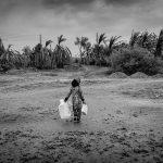 Imágenes desgarradoras revelan que los efectos del cambio climático ya están golpeando al planeta