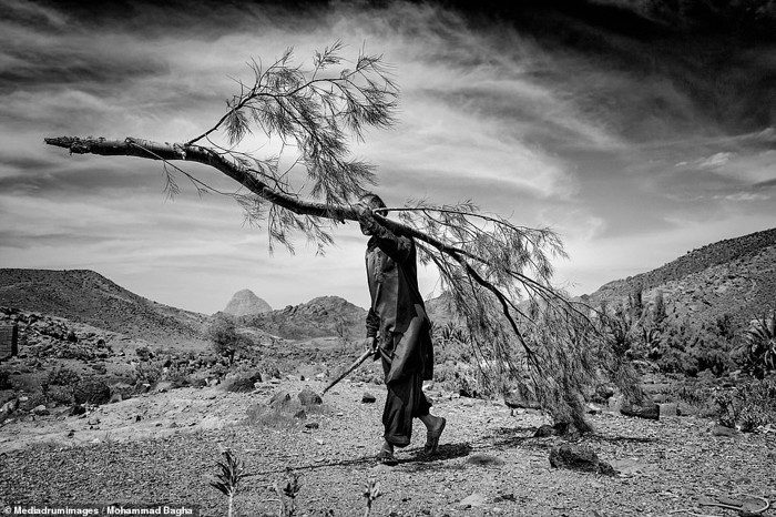 La escasez de agua se ha convertido en un grave problema que ha afectado a varias comunidades en Irán