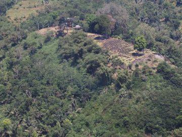 La Pirámide más antigua de la historia podría esconderse en Indonesia, dice científico