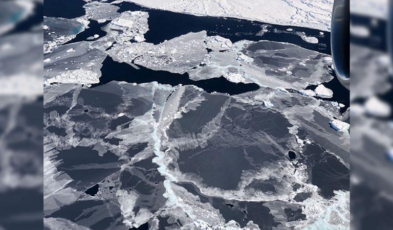 Láseres espaciales de la NASA crean el mapa más detallado de la Antártida