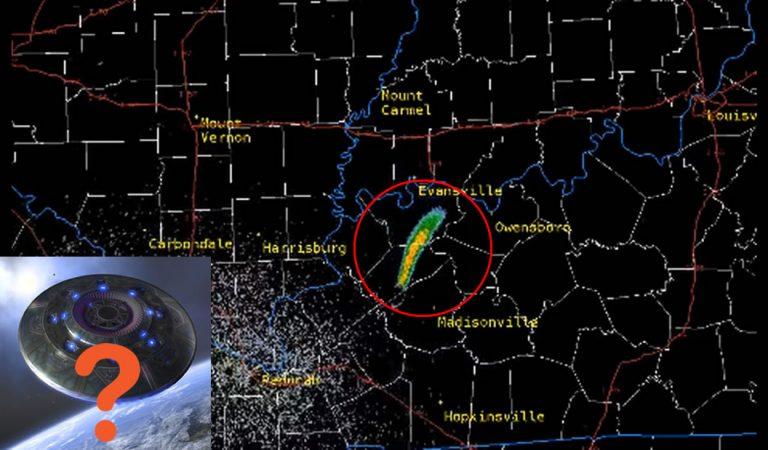 Misterioso estallido de radar fue detectado al sur de Illinois durante 10 horas