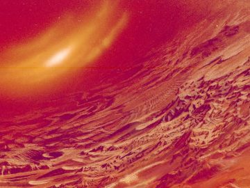NASA enviaría globos de aire caliente al infernal Venus