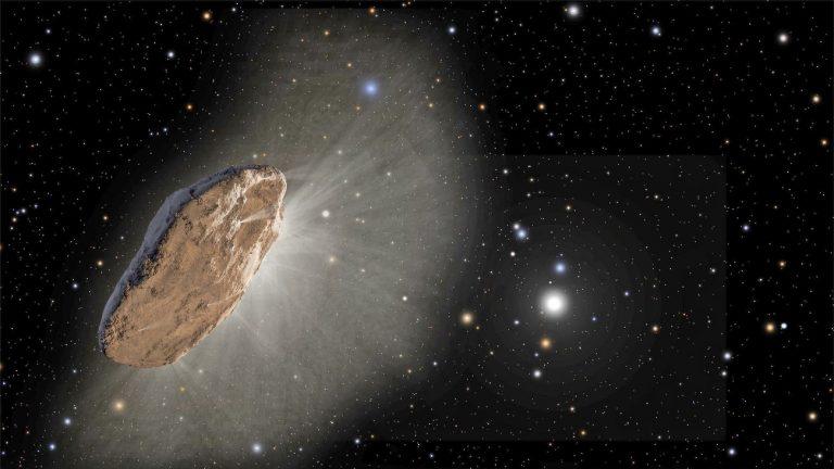 Los científicos de Harvard dijeron que no saben si los 4 objetos descubiertos son cometas, asteroides o artefactos