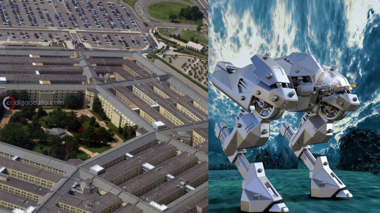 Pentágono busca adquirir miles de robots para campo de batalla