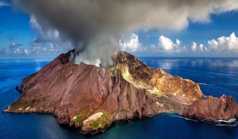 Planean crear un volcán artificial para detener el calentamiento global