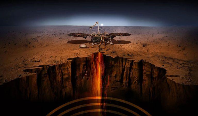 ¿Podría existir vida en el subsuelo de Marte?