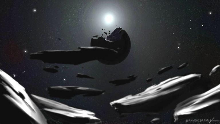 Rastrean otros cuatro objetos interestelares. Oumuamua no es el único