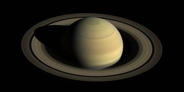 Saturno está perdiendo sus anillos a un ritmo «del peor de los casos»