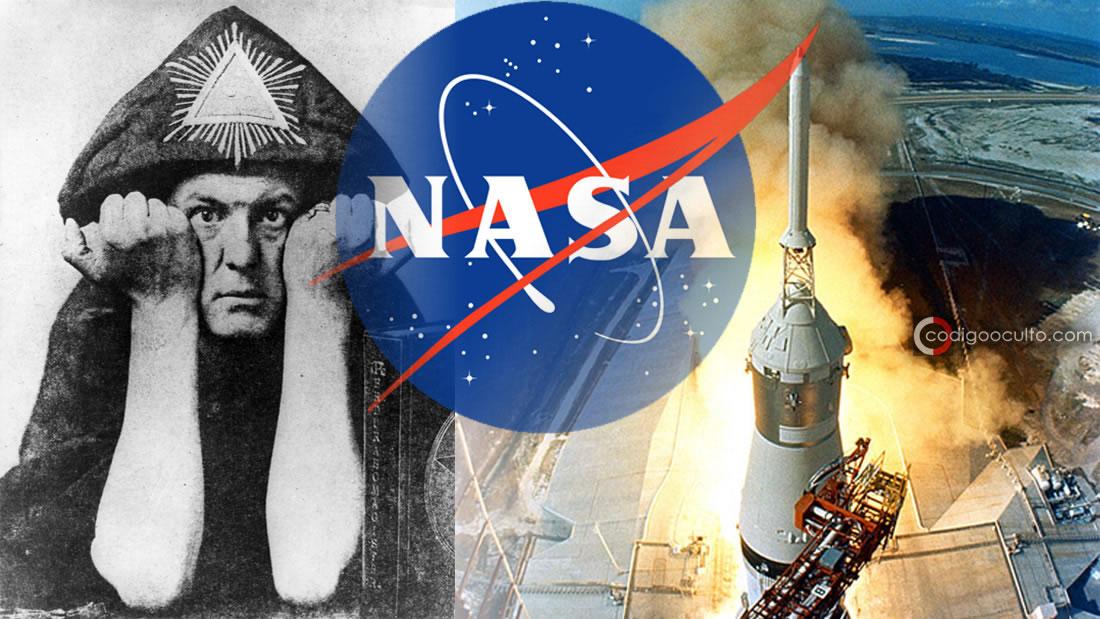 ¿Tiene la NASA una conexión con el ocultismo?