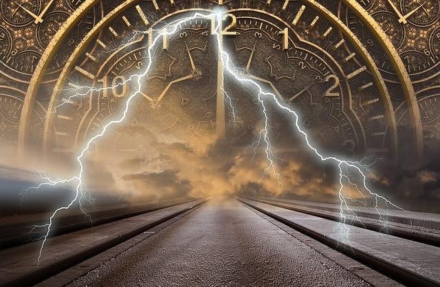 De acuerdo a un estudiante de doctorado, el viaje en el tiempo al futuro sería posible, y hasta ha diseñado una posible máquina del tiempo.