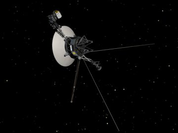 Voyager 2 ha entrado en el espacio interestelar, confirma la NASA