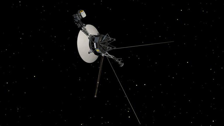 Voyager 2 ha entrado en el espacio interestelar, confirma la NASA