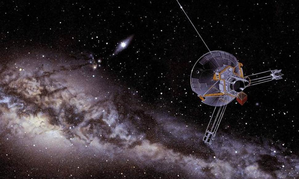 Voyager 2 ha escapado al espacio interestelar, fuera del alcance de los vientos solares