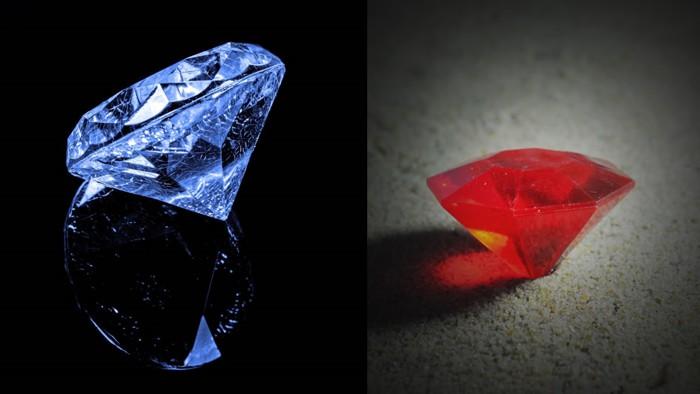 Zafiro y rubí