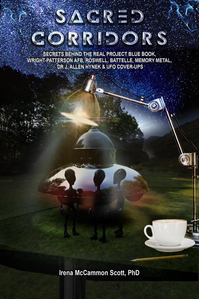 La Dra. Scott ha escrito un libro sobre el tema OVNI