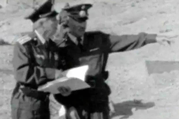 Informes secretos encontraron que los rusos creían que algo extraño estaba pasando en la Gran Pirámide de Egipto