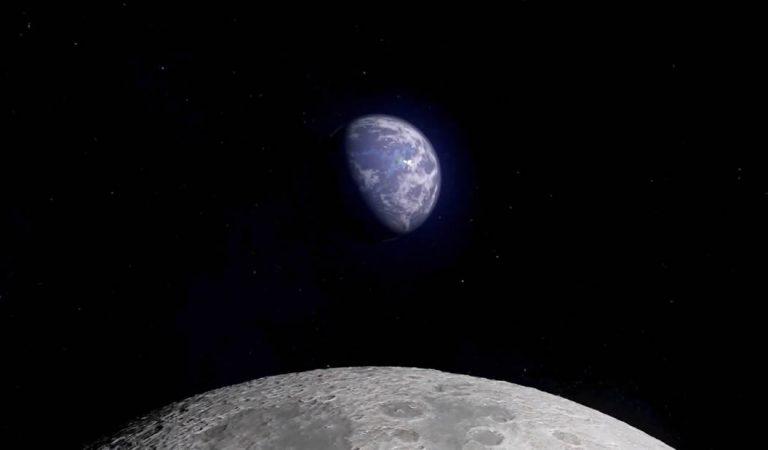 Agencia Espacial Europea explotará minerales de la Luna junto a una compañía de cohetes