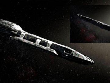 Astrónomo de Harvard insiste en que Oumuamua es una nave enviada por alienígenas