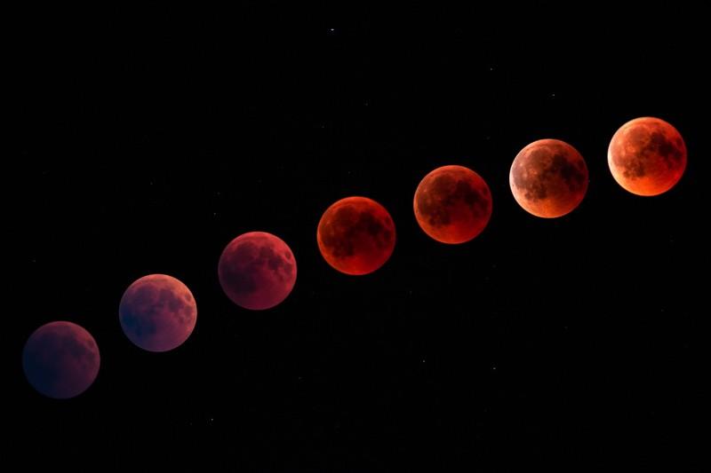 El eclipse lunar total del 20 al 21 de enero será el último hasta el 2022