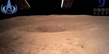 China hace historia y aterriza en el lado oculto de la Luna