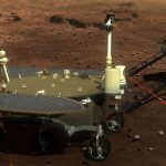 China planea lanzar una misión a Marte el próximo año