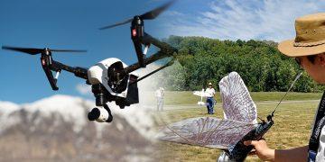 China y el espionaje: empleo de pájaros robot espías en la población