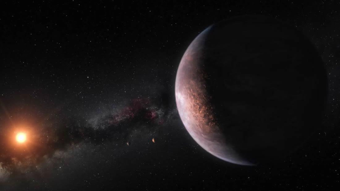 Científicos confirman la naturaleza terrestre del exoplaneta más grande de TRAPPIST-1