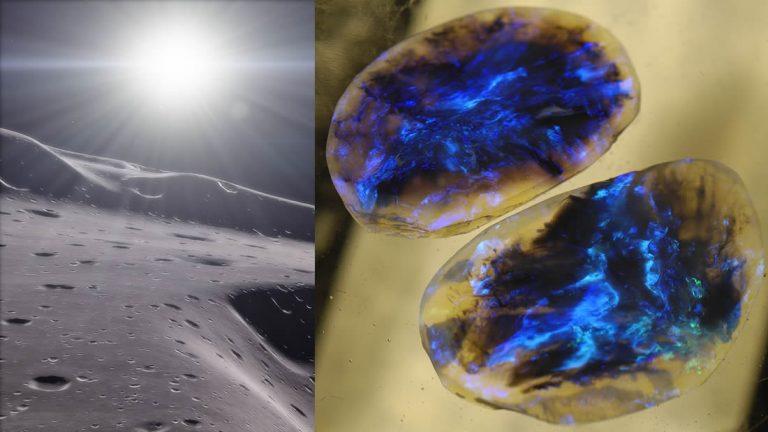Descubren un raro mineral extraterrestre en Israel