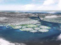 Dinamarca está construyendo nueve gigantescas islas artificiales