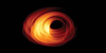 El agujero negro de nuestra galaxia podría lanzar un chorro relativista hacia nosotros