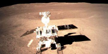 El rover Yutu 2 de China podría estar buscando combustible interplanetario en la Luna