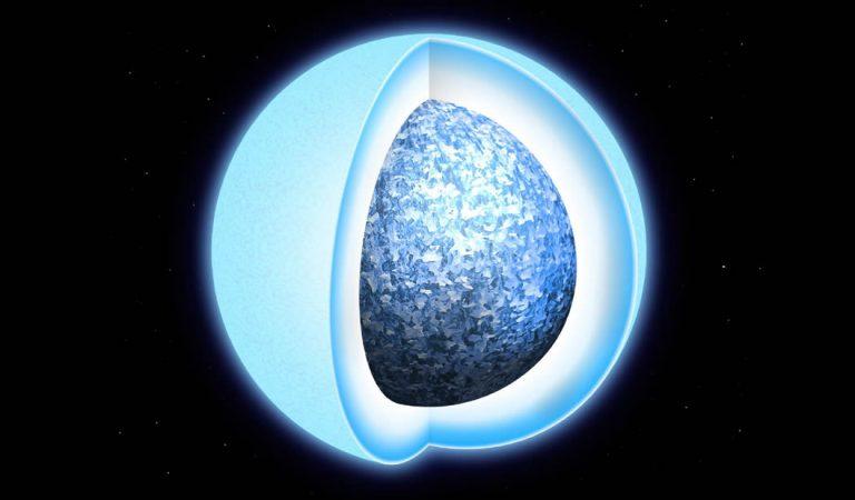El Sol se convertirá en una esfera de cristal cuando «muera»