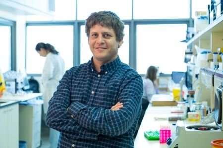 Prof. Erez Levanon, miembro del equipo de científicos que hicieron el descubrimiento