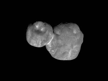 Esta es la mejor imagen de Ultima Thule capturada por New Horizons