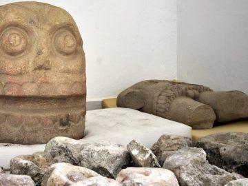 Hallan en México el templo del «Señor Desollado» o Xipe Tótec