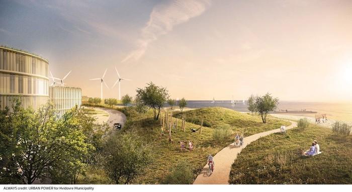 Holmene incluirá senderos naturales y carriles para bicicletas