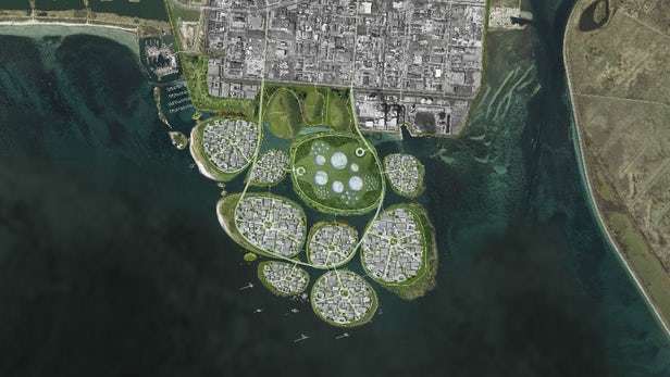 Suponiendo que todo vaya bien, se espera que la construcción del proyecto Holmene comience en 2022 y se complete en 2040