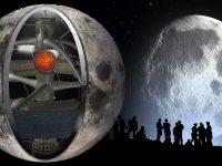 La Luna hueca y artificial, diversos científicos lo consideran posible