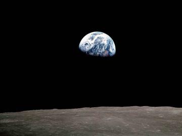La roca más antigua de la Tierra vino de la Luna