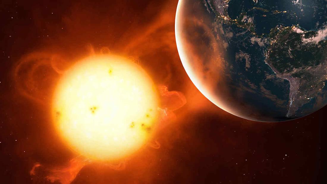 La Tierra acaba de hacer su mayor acercamiento al Sol