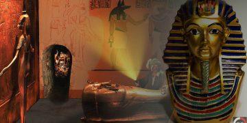 La tumba de Tutankamón, de 3.000 años de antigüedad, ha sido restaurada