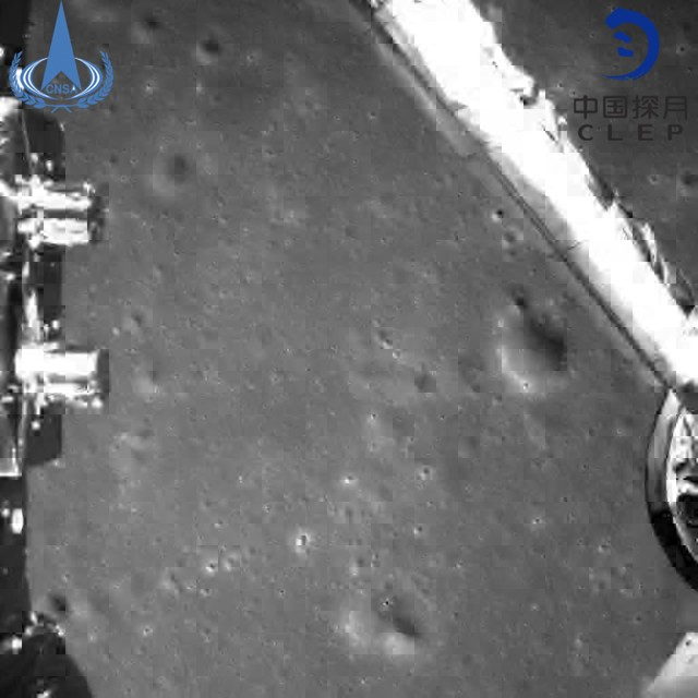 Otra enviada del lado oculto de la Luna