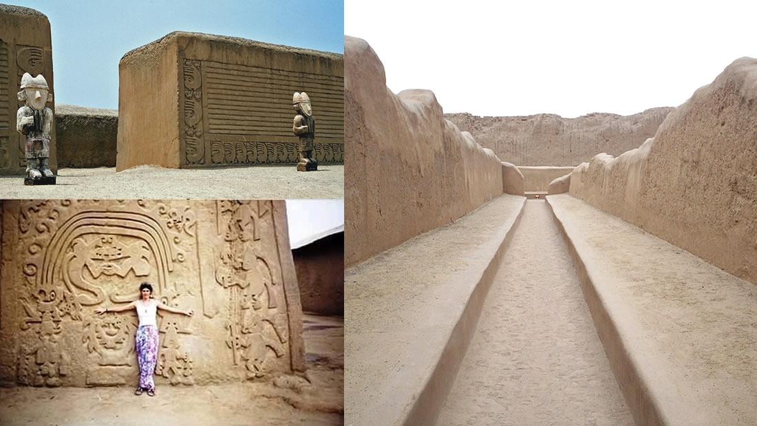 Las Misteriosas Ruinas de Chan Chan ¿Antiguos sumerios en Sudamérica?