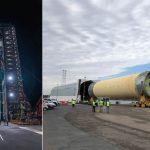 NASA revela el gigantesco tanque de su «megacohete» que llevará humanos a Marte